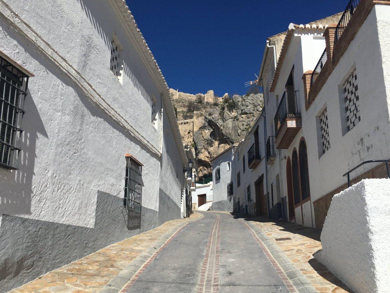 Ruta El Gollizno - Moclin - 02