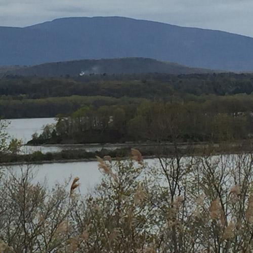 Hudson River at Bard