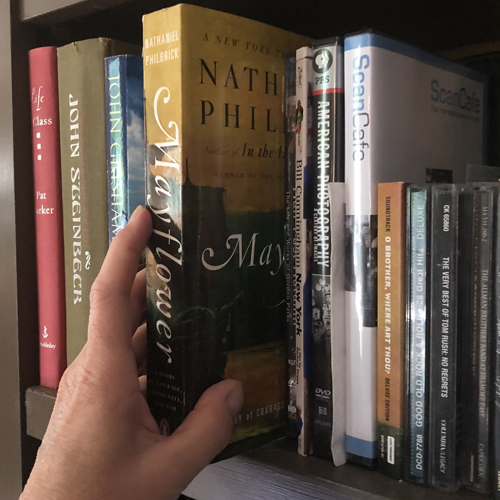 Anticipating a good read
