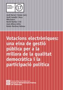 votacions electròniques