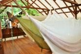 A Sleeping Hut