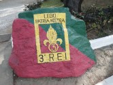 The 3th Foreign Legion Infantry Regiment