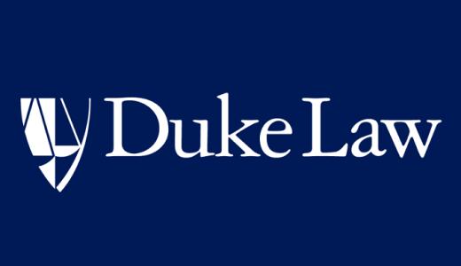 Duke University School of Law(デューク大学)のLLM情報
