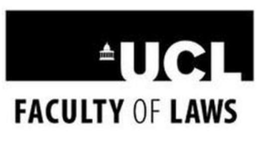 University College London (UCL) – Faculty of Law(ユニバーシティ・カレッジ・ロンドン)のLLM情報