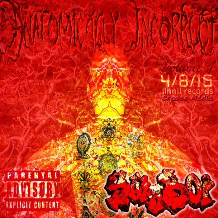 Anatomically Incorrect EP: the first llnnll records album