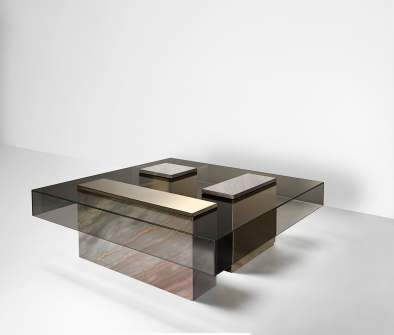 The Marty Piva table by Italian luxury designer Visionnaire