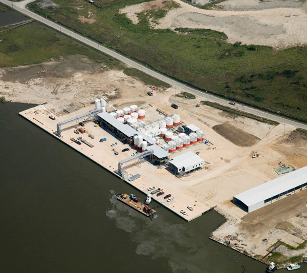 Offshore Drilling Support Facility