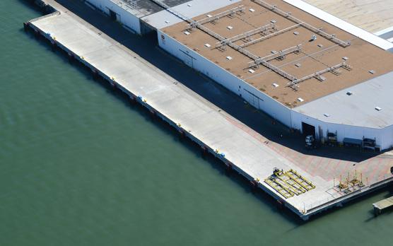 General Cargo Pier 18