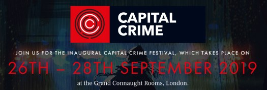 Capital Crime logo