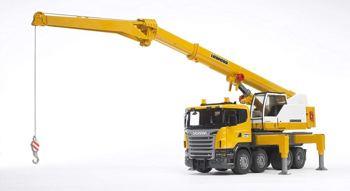 Lorry Crane Training