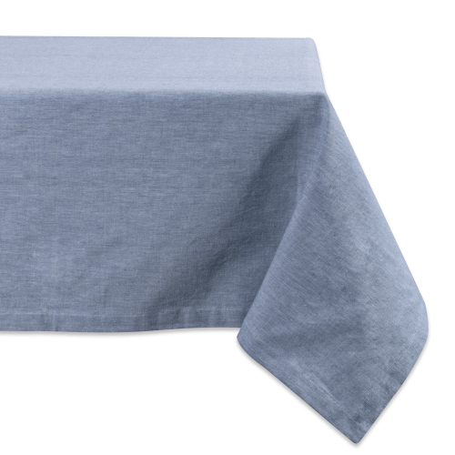 Everyday Chambray Kitchen Tablecloth