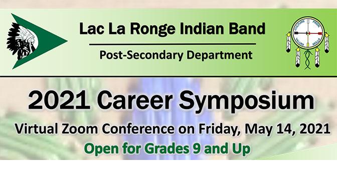 2021 Career Symposium – May 14, 2021