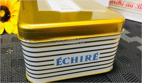 お取り寄せ ECHIRE(エシレ) ガレットエシレ&サブラヴァニーユ