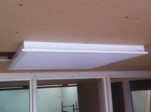 EIA mogelijk op de 34W - 4000 Lm LED panelen