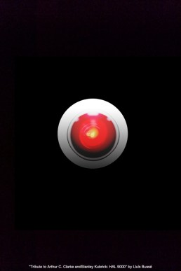 Tribute to Stanley Kubrick: HAL 9000