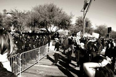 Protest against ALEC in Scottsdale AZ on Nov 30 2011 photo 31