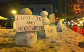 Snowmen I have a job and an occupation
