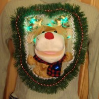 Some of the UGLIEST Christmas sweaters on the internet