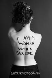 War on Women body message 26 I am a woman with a sex life