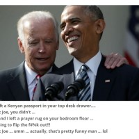 Biden and Obama memes: Having some fun at Trump's expense