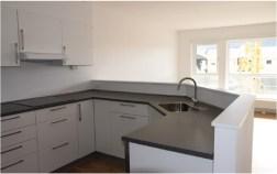 Køkken i boligtype B C og D_1
