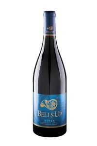 Bells Up Titan Pinot Noir is sourced from Chehalem and Yamhill-Carlton in Oregon's Willamette Valley.
