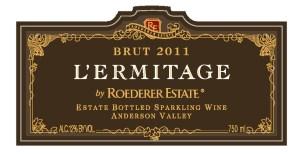 L'Ermitage is Roederer Estate's Tête de Cuvée, a prestige sparkling wine made only in exceptional vintages.