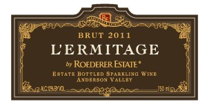 L'Ermitage is Roederer Estate's Tête de Cuvée, a prestige sparkling wine made only in exceptional vintages.
