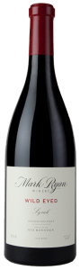 Mark Ryan Winery 2016 Wild Eyed Syrah sources from Red Mountain in Washington state.
