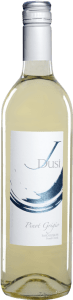 J Dusi 2017 Pinot Grigio us produced in Paso Robles, CA.