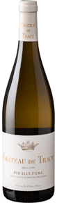 Loire Valley's Château de Tracy 2017 Pouilly Fumé Sauvignon Blanc is a fine example of the region's flinty minerality.