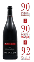 Panther Creek Cellars 2015 Carter Vineyard Pinot Noir is a premium wine produced from fruit derived from Eola-Amity Hills in Oregon's Willamette Valley.