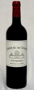 Château de Sales 2015 Pomerol, Héritiers de Lambert - Bordeaux, FR.