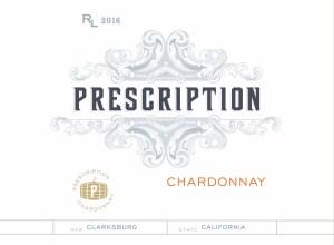 Lloyd Cellars produces Prescription Chardonnay from grapes grown on Prescription Vineyard in Clarksburg, CA.