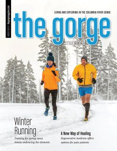 L.M. Archer's professional writing portfolio includes contributing to The Gorge Magazine.