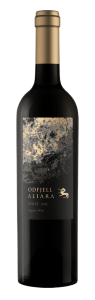Odfjell Alaria organic red blend is comprised of 65% Carignan, 20% Syrah, and 15% Malbec grown in Valle Central, Chile.