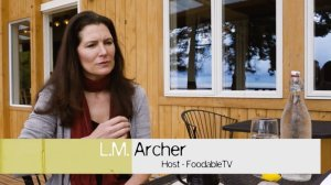 L.M. Archer's professional writing portfolio includes her work as a video correspondent for Foodable Network.