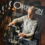 L.M. Archer's professional writing portfolio includes contributing to Oregon Wine Press Magazine.