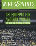 L.M. Archer's professional writing portfolio includes contributing to Wines and Vines Magazine.