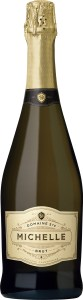 Domaine Ste. Michelle Brut sparkling wine.