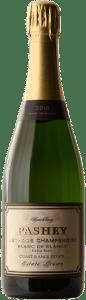 Triseatum Pashey 2016 Blanc de Blancs Coast Range sparkling wine.