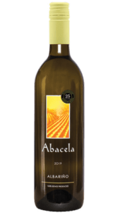 Abacela Albarino is fermented in stainless tanks, with no oak.