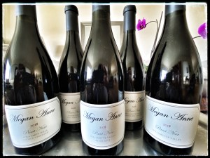 Megan Anne Cellars, part of Mark Ryan Winery, produces premium pinot noir in Oregon's Willamette Valley.