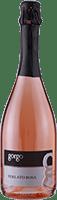 Gorgo Perlato Rosa Chiaretto sparkling wine.