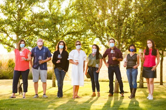 Oregon's Inaugural Celebrating Hispanic Winemakers participating Latinx winemakers.