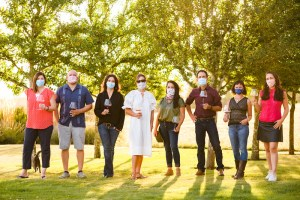Oregon's Inaugural Celebrating Hispanic Winemakers participating Latinx winemakers.