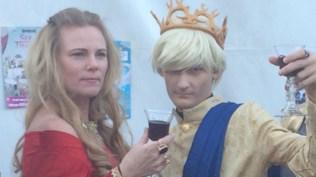 Cersei and her son Joffrey - GOT