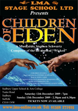 Children of Eden 2009 / LMA Production