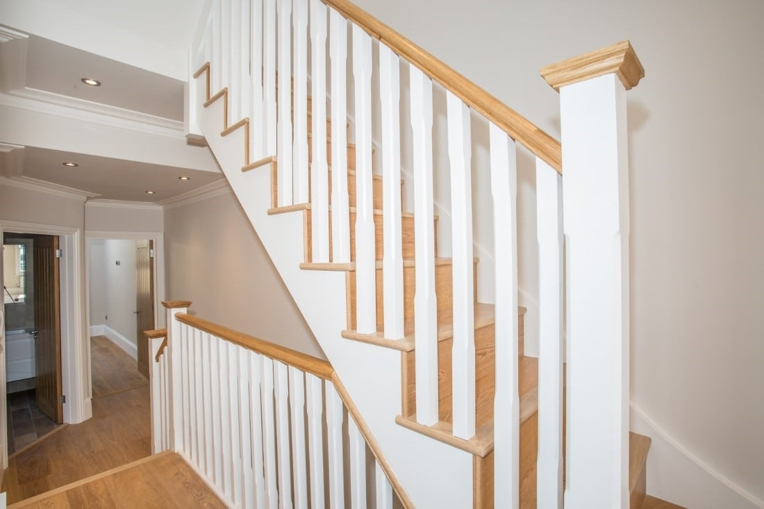Loft Conversion Staircases Which Is Right For You Lmb Lofts | Spiral Staircase Into Loft | Attic Stairs | Ladder | Bedroom | Space Saver | Staircase Ideas