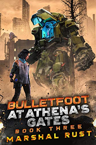 At Athena's Gate e-book cover